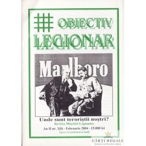 OBIECTIV LEGIONAR NR. 8/ 2004