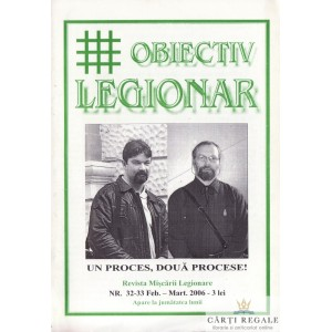 OBIECTIV LEGIONAR NR. 32-33/2006