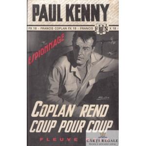 COPLAN REND COUP POUR COUP de PAUL KENNY