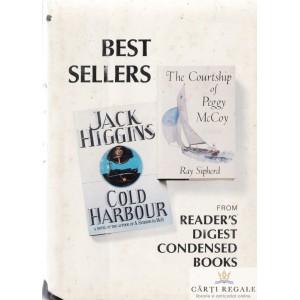 THE COURTSHIP OF PEGGY McCOY de RAY SIPHERD si COLD HARBOUR de JACK HIGGINS