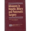ADVANCES IN HEPATIC, BILIARY AND PANCREATIC SURGERY de JOHN S. NAJARIAN