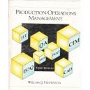 PRODUCTION/OPERATIONS MANAGEMENT de WILLIAM J. STEVENSON
