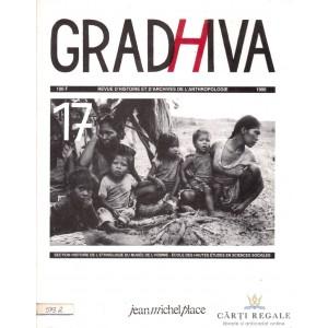 GRANDHIVA. REVUE D'HISTOIRE ET D'ARCHIVES  DE L'ANTHROPOLOGIE 1995