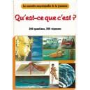 QU'EST-CE QUE C'EST? 300 QUESTIONS, 300 REPONSES de DANIEL ALIBERT-KOURAGUINE