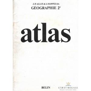 ATLAS. GEOGRAPHIE 2e de J-P. ALLIX
