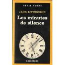 LES MINUTES DE SILENCE de JACK LIVINGSTON