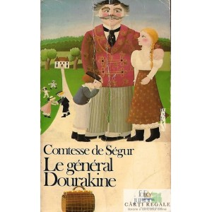 LE GENERAL DOURAKINE de COMTESSE DE SEGUR