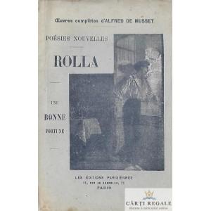 ROLA de ALFRED DE MUSSET