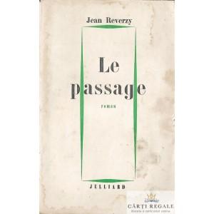 LE PASSAGE de JEAN REVERZY