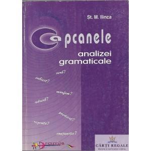 CAPCANELE ANALIZEI GRAMATICALE de ST. M. ILINCA