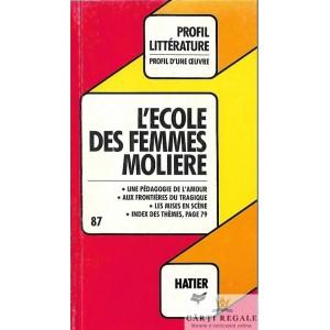 L'ECOLE DES FEMMES de MOLIERE (ANALYSE CRITIQUE)