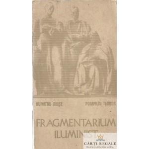 FRAGMENTARIUM ILUMINIST de DUMITRU GHISE