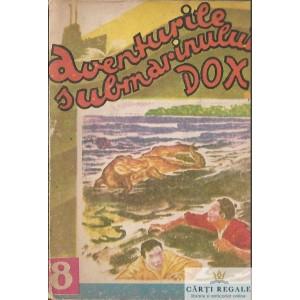 AVENTURILE SUBMARINULUI DOX. CAPITANUL HENRY NR. 8