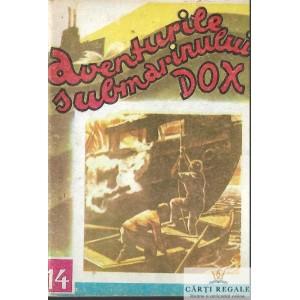 AVENTURILE SUBMARINULUI DOX. JONCA ENIGMATICA  NR. 14