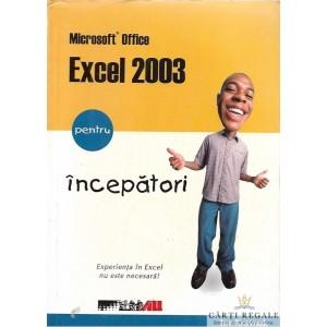 EXCEL 2003 PENTRU INCEPATORI de JOE KRAYNAK