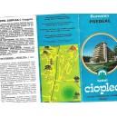 HOTEL CIOPLEA. PLIANT IN LIMBA ROMANA