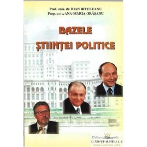 BAZELE STIINTEI POLITICE de IOAN BITOLEANU