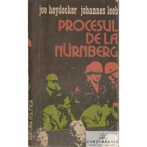 PROCESUL DE LA NURNBERG de JOE HEYDECKER