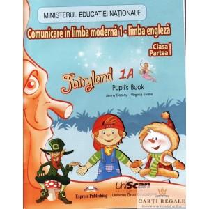 FAIRYLAND 1 A PUPIL'S BOOK CLASA I PARTEA I de JENNY DOOLEY