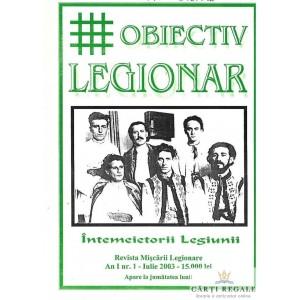 OBIECTIV LEGIONAR NR. 1/2003
