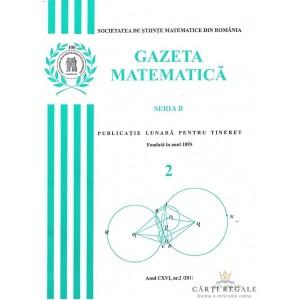 GAZETA MATEMATICA NR. 2/2011