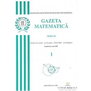 GAZETA MATEMATICA NR. 1/2011