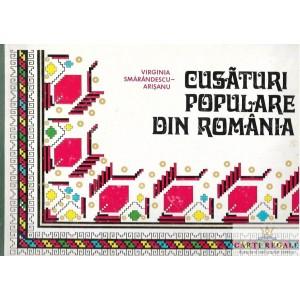 CUSATURI POPULARE DIN ROMANIA de VIRGINIA SMARANDESCU-ARISANU