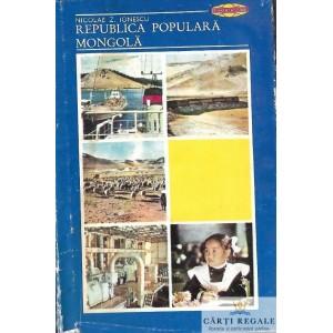 REPUBLICA POPULARA MONGOLA de NICOLAE Z. IONESCU