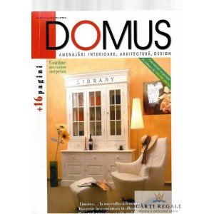DOMUS NR. 9 DIN SEPTEMBRIE 2001