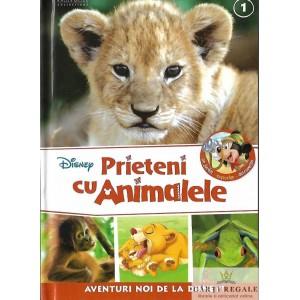 PRIETENI CU ANIMALELE DISNEY NR. 1