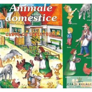 ANIMALE DOMESTICE. CARTE CU FERESTRUICI