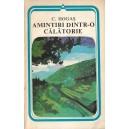 AMINTIRI DINTR-O CALATORIE de C. HOGAS