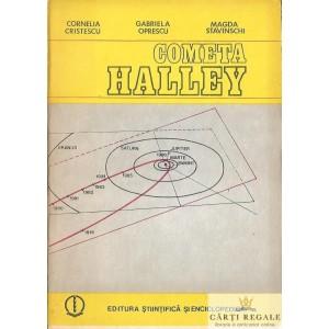 COMETA HALLEY de CORNELIA CRISTESCU