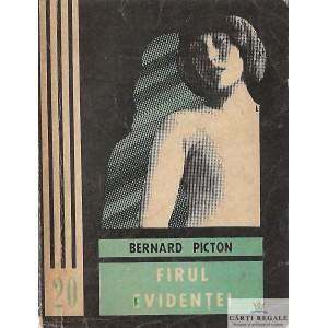 FIRUL EVIDENTEI de BERNARD PICTON