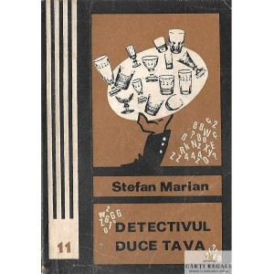 DETECTIVUL DUCE TAVA de STEFAN MARIAN