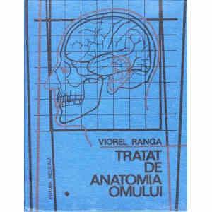 TRATAT DE ANATOMIA OMULUI de VIOREL RANGA VOLUMUL 1