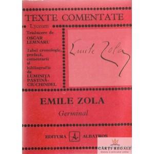 GERMINAL de EMILE ZOLA TEXTE COMETATE