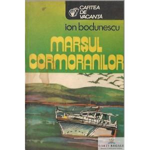 MARSUL CORMORANILOR de ION BODUNESCU