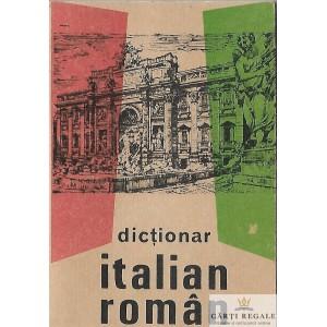 DICTIONAR ITALIAN-ROMAN de ALEXANDRU BALACI