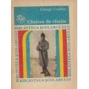 CANTECE DE VITEJIE de GEORGE COSBUC