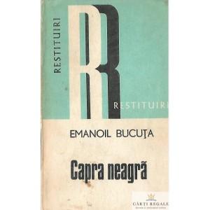 CAPRA NEAGRA de EMANOIL BUCUTA