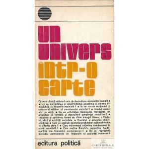 UN UNIVERS INTR-O CARTE  VOLUMUL 5