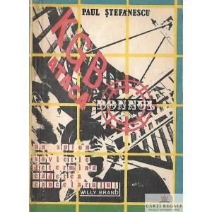 KGB ATACA DONNUL de PAUL STEFANESCU