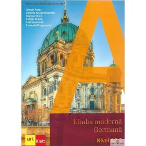 LIMBA GERMANA MANUAL PENTRU NIVELUL A2.2. de GIORGIO MOTTA ED. ARTKLETT