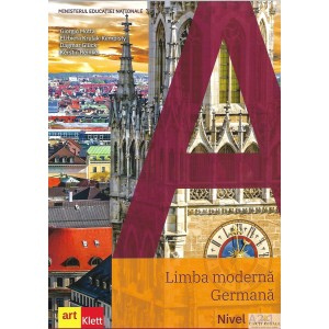 LIMBA GERMANA MANUAL PENTRU NIVELUL A2.1. de GIORGIO MOTTA ED. ARTKLETT