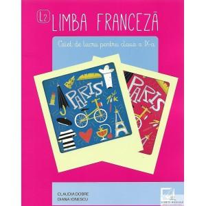 LIMBA FRANCEZA. CAIET DE LUCRU PENTRU CLASA A IX A de GINA BELABED ED. BOOKLET