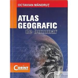 ATLAS GEOGRAFIC DE BUZUNAR de OCTAVIAN MANDRUT