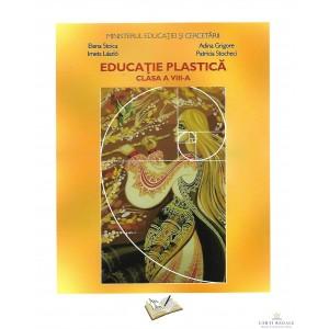 EDUCATIE PLASTICA. MANUAL PENTRU CLASA A VIII A de ELENA STOICA ED. ARS LIBRI