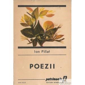 POEZII de ION PILLAT