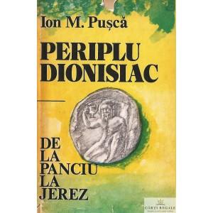 PERIPLU DEONISIAC DE LA PANCIU LA JEREZ de ION M. PUSCA
